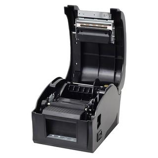 Máy in mã vạch nhiệt khổ 2 tem Xprinter XP-360B