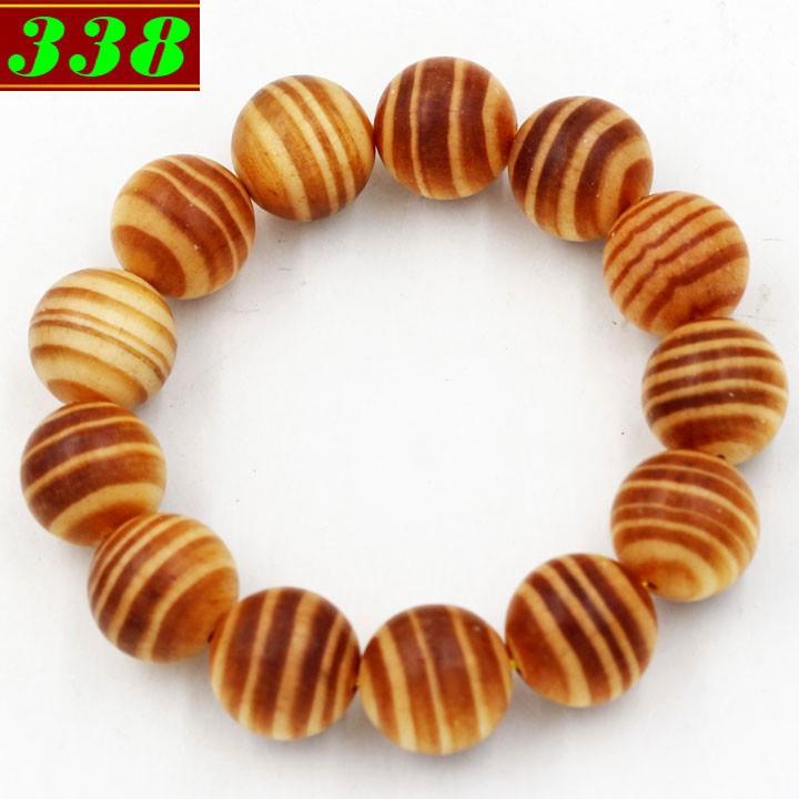 Chuỗi đeo tay gỗ Huyết rồng 15 ly 13 hạt