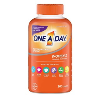Viên Uống One A Day Multivitamin Supplement 300 Tablets