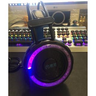 [Mã ELFLASH5 giảm 20K đơn 50K] [Siêu rẻ]Tai nghe gaming Led RGB H7