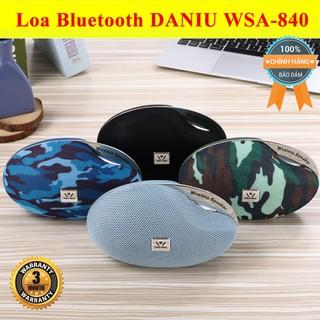 Loa bluetooth chính hãng Daniu WSA-840 ♥️Freeship♥️ Giảm 30k khi nhập MAYT30 - Loa di dộng bluetooth mini giá rẻ