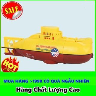 [ CHẤT LƯỢNG] Tàu Ngầm Cho Bé Pigboat (Giao Màu Ngẫu Nhiên)