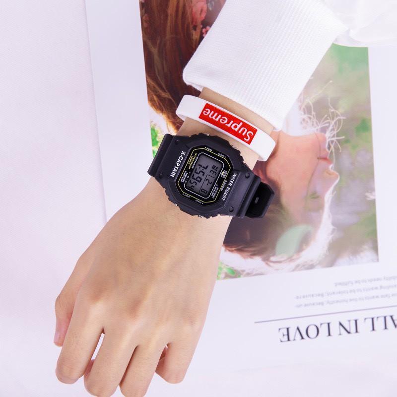 Đồng hồ nam nữ X-Captain thông minh DH92