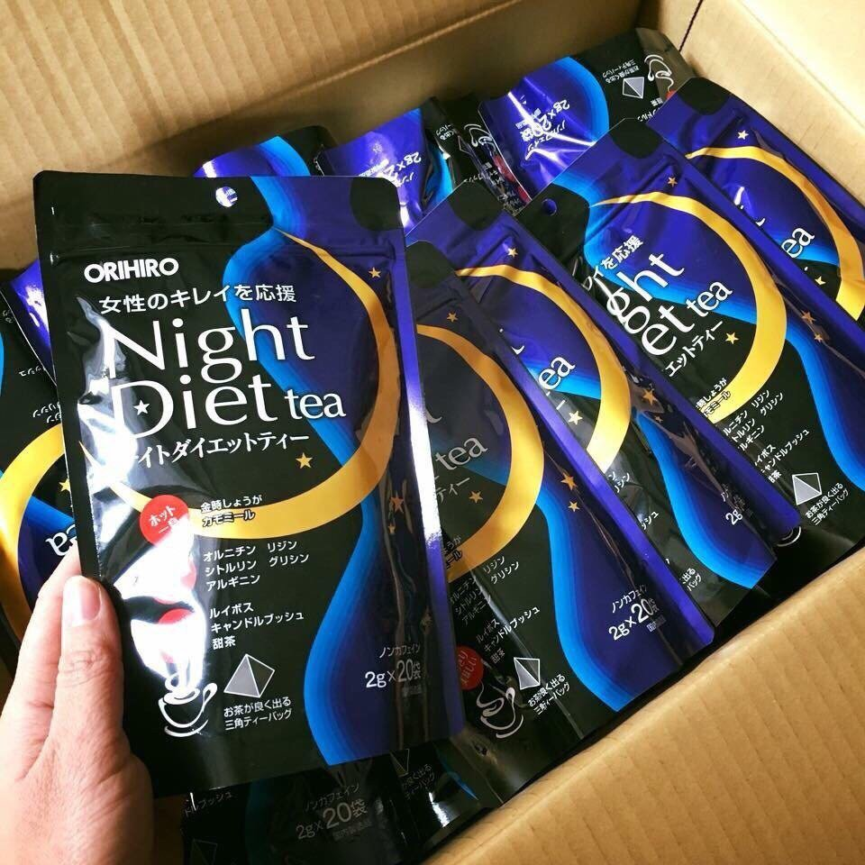 Trà Giảm Cân Orihiro Ban Đêm Night Diet Tea Nhật Bản - 3599333 , 1077287004 , 322_1077287004 , 340000 , Tra-Giam-Can-Orihiro-Ban-Dem-Night-Diet-Tea-Nhat-Ban-322_1077287004 , shopee.vn , Trà Giảm Cân Orihiro Ban Đêm Night Diet Tea Nhật Bản