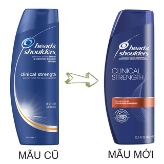 [Date xa] - Dầu gội trị gàu head & shoulders 400ml