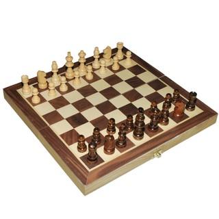 Bộ cờ vua nam châm gỗ cao cấp kích thước 40*40cm