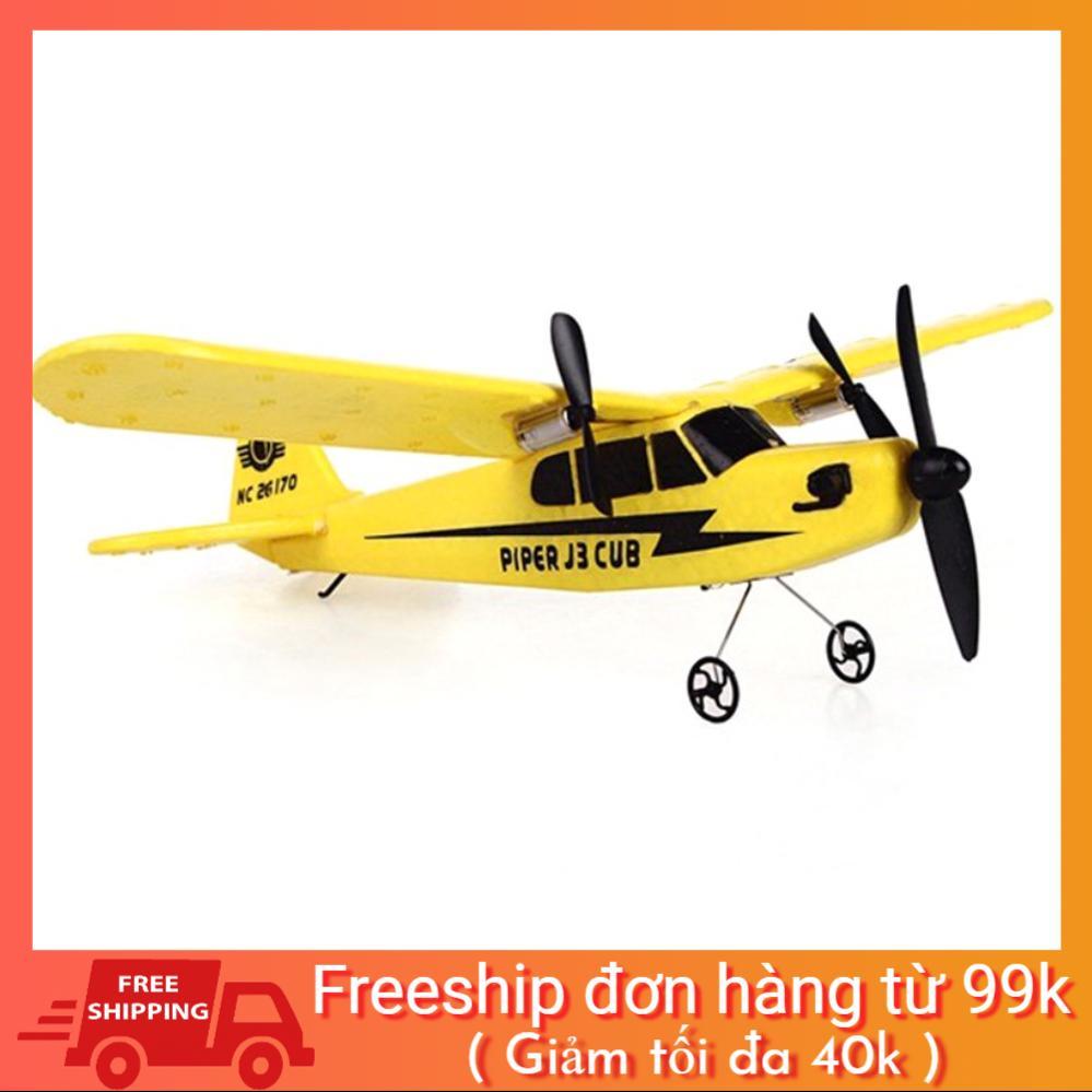[Nhập TOYHAPPY Giảm 10%] FREESHIP ĐƠN 99K_[BAO GIÁ SHOPEE] Máy bay điều khiển từ xa cánh bằng FX 803