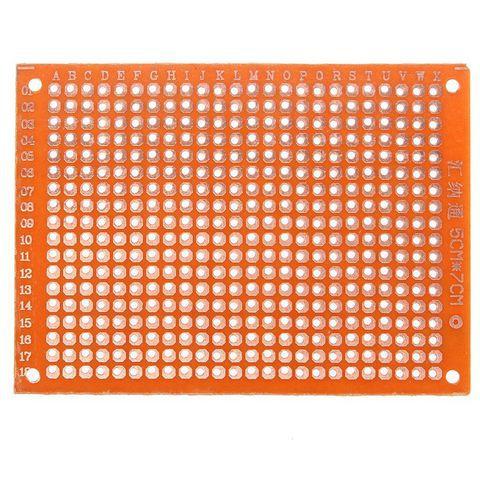 Test board hàn, Bản mạch hàn 7x9 cm