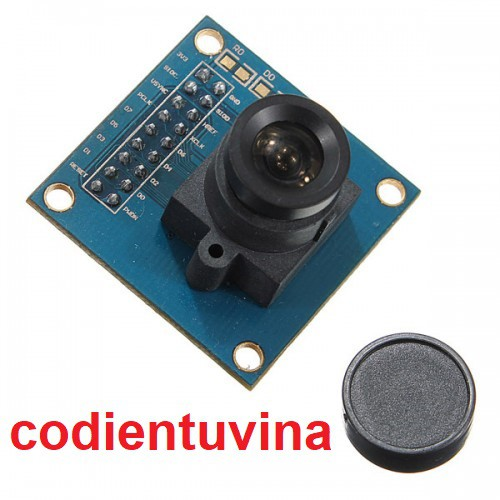 Module Camera OV7670 - 3116188 , 696733704 , 322_696733704 , 105000 , Module-Camera-OV7670-322_696733704 , shopee.vn , Module Camera OV7670