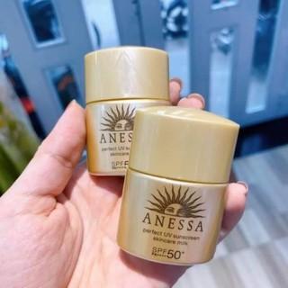 Sữa chống nắng Anessa 12ml ( hàng mẫu)
