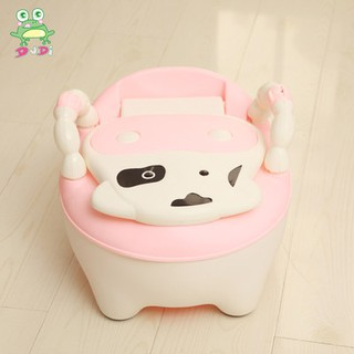 Nhà vệ sinh trẻ em nhà vệ sinh nhỏ cho bé trai bé gái nhà vệ sinh cho bé gái chậu tiểu bồn rửa lớn thumbnail