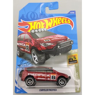 Xe mô hình Hot Wheels Chrysler Pacifica GHB85