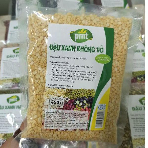 Đậu xanh không vỏ Phú Minh Tâm 450gr