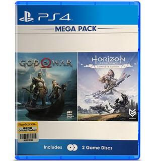 Combo 2 Đĩa Game PS4 God Of War + Horizon Zero Dawn thumbnail