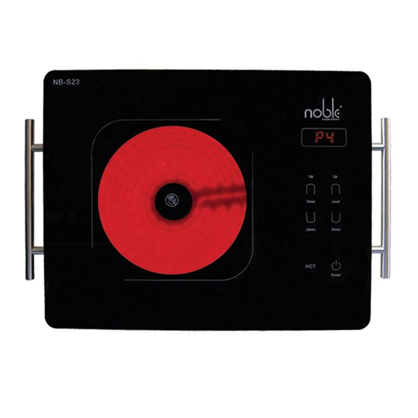 Bếp hồng ngoại - bếp đơn Noble s23