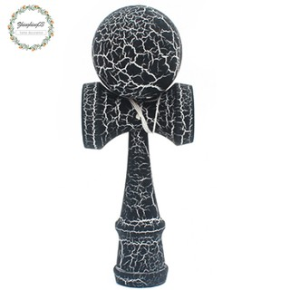 Wooden Kendama Toy Children and Adults Outdoor Ball Sports Crack Beech Wood Colorful Design