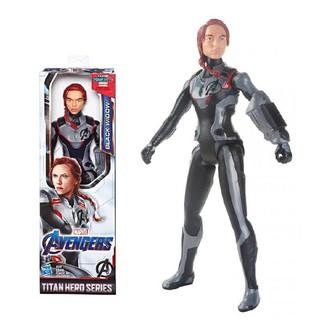 [Mã TOYSALE12 hoàn 10% xu đơn 99k] Đồ chơi Hasbro siêu anh hùng TiTan Black Widow Avenger E3920 thumbnail