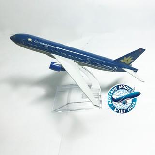 Mô hình máy bay Vietnam Airline B777 16cm