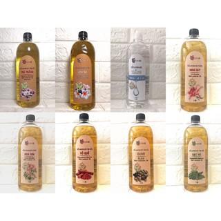 Tinh Dầu Massage Toàn Thân Body Oil  ACENA 1000ml Chuyên Dùng Trong Spa Thích Hợp Mọi Loại Da, Nhiều Hương Thơm