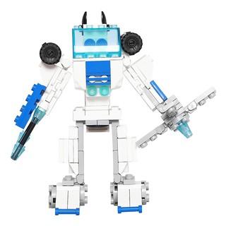 Đồ Chơi Lắp Ráp Ultra Magnus Lele Brother - Transformer Fighter 3in1 8275