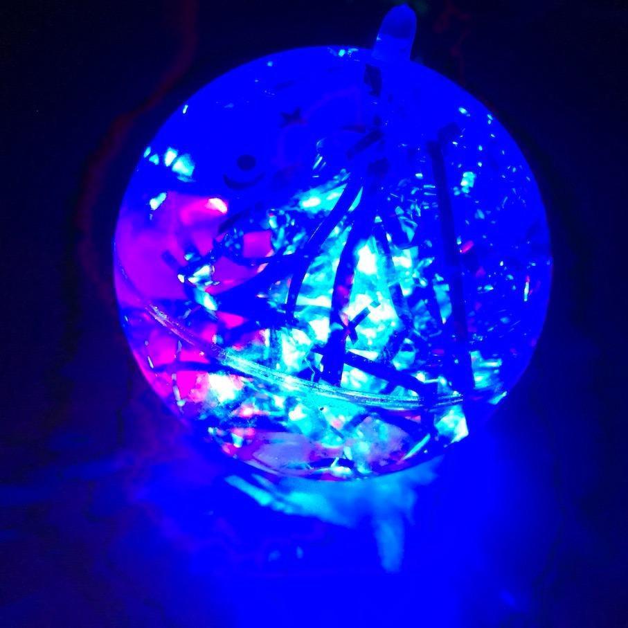 Đồ chơi quả bóng nảy có đèn nháy sáng cho bé cực đẹp