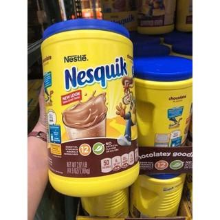 Yêu Thích+[Mã GROMST12 hoàn 8% đơn 199K] Bột Nestlé Nesquik® Chocolate - 1,18 kg