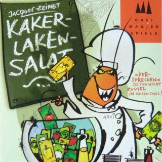 Bài Nấu Ăn Salad _ Kakerlaken Salat ( hàng có sẵn)
