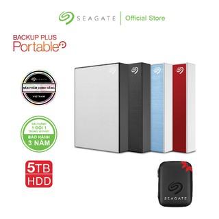 Ổ Cứng Di Động Seagate Backup Plus Portable 5TB_USB 3.0