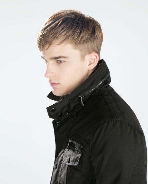 Áo khoác nam Zara Man trẻ trung, thanh lịch hàng dư 100%