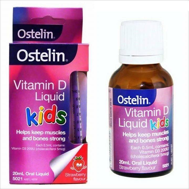 Hong Bui- Ostelin Vitamin D