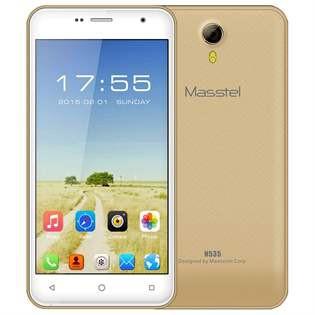 Điện thoại Masstel N535 8GB (Vàng) - Hàng phân phối chính hãng