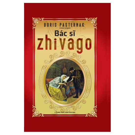 Cuốn sách Bác Sĩ Zhivago - Tác giả: Boris Pasternak - 3470077 , 1249721422 , 322_1249721422 , 159000 , Cuon-sach-Bac-Si-Zhivago-Tac-gia-Boris-Pasternak-322_1249721422 , shopee.vn , Cuốn sách Bác Sĩ Zhivago - Tác giả: Boris Pasternak
