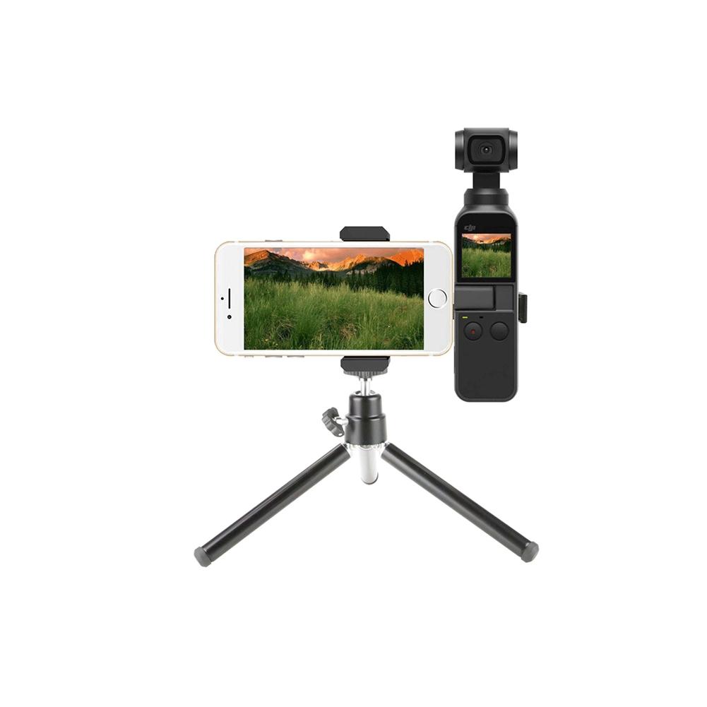 Handheld Gimbal Aluminum Stabilizer Phone Holder Camera Accessories For DJI OSMO Pocket