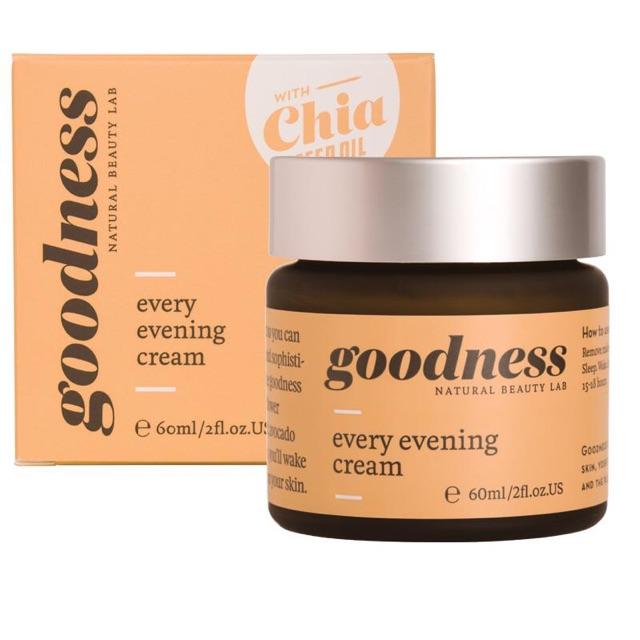 Kem dưỡng ẩm ban đêm Goodness Evening Cream