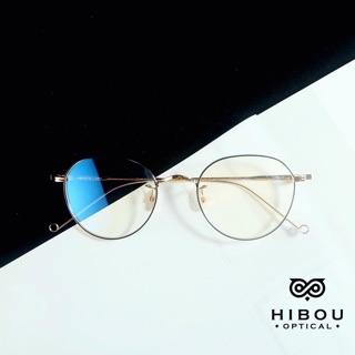 Gọng kính thời Trang Hibou Optical ITM lắp mắt kính cận, viễn loạn phù kiện phù hợp cho cả nam và nữ