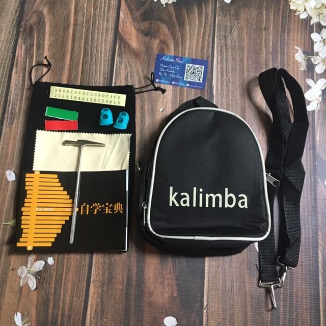 Kalimba Cỏ 4 lá 17keys