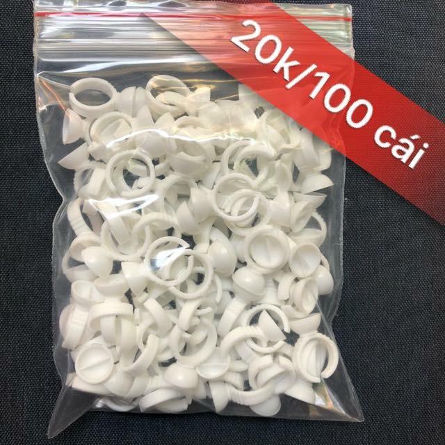 nhẫn đựng keo ( túi 100 chiếc ) - 22154863 , 1974684714 , 322_1974684714 , 19000 , nhan-dung-keo-tui-100-chiec--322_1974684714 , shopee.vn , nhẫn đựng keo ( túi 100 chiếc )
