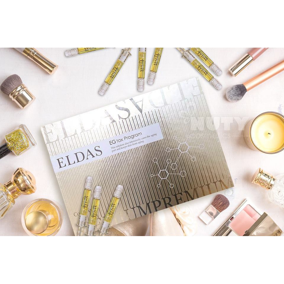 1 hộp tế bào gốc ELDAS EG TOX PROGRAM