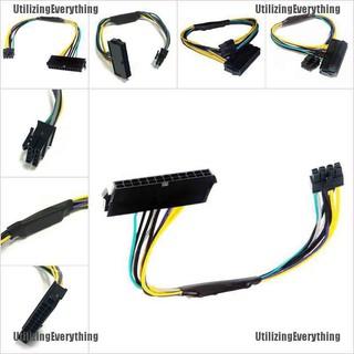 Yêu ThíchDây cáp nguồn chuyển đổi mạch chủ từ cổng 24 pin sang đầu 8 pin cho Dell Optiplex