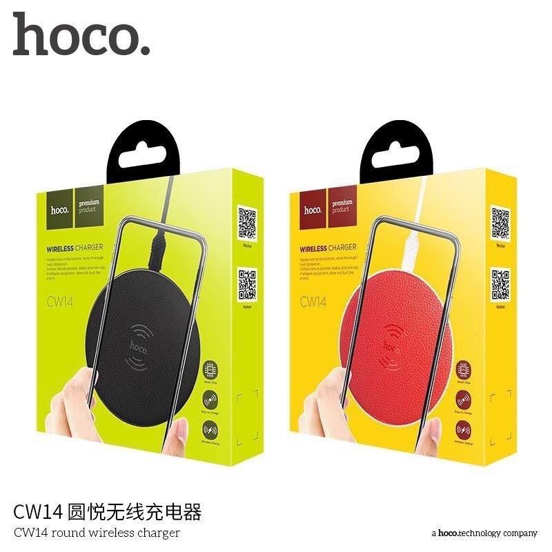 Đế sạc không dây chính hãng Hoco CW14
