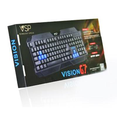 Bàn Phím Vision GAME G7 USB Chính Hãng
