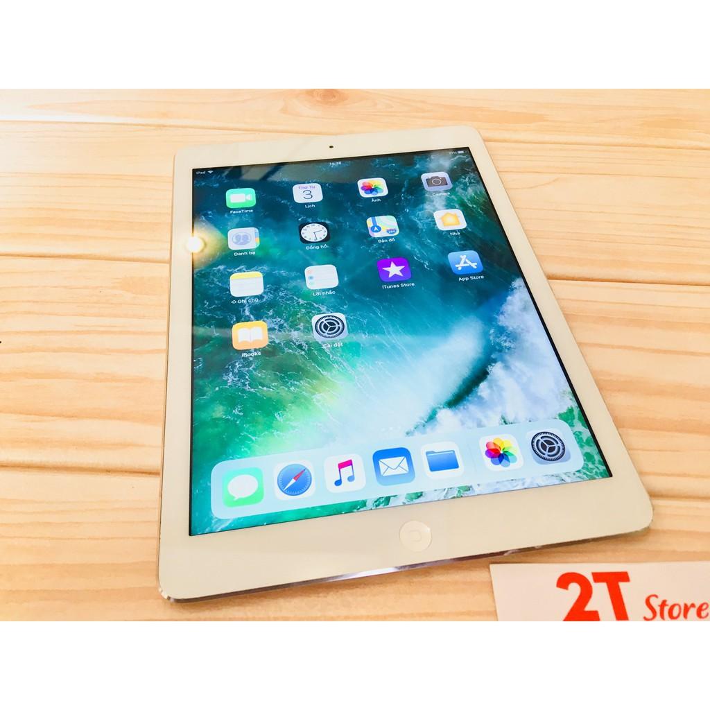 Máy tính bảng Apple Ipad Air (Fullbox) (Likenew) (Wifi + 3G)