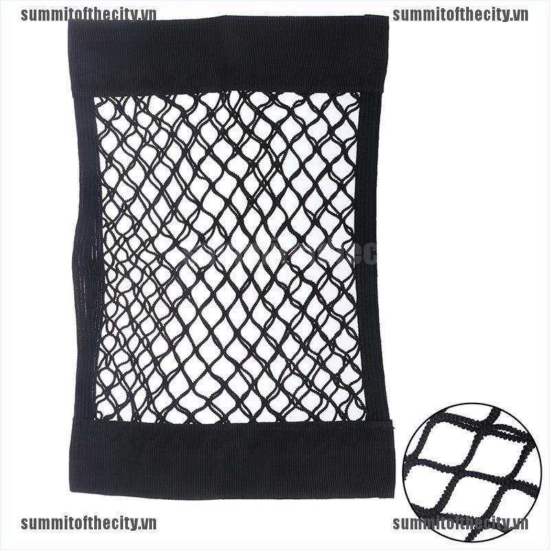 SUN 40*25cm Car Back Rear Trunk Seat Storage Bag Pocket Seat Back Bag VN