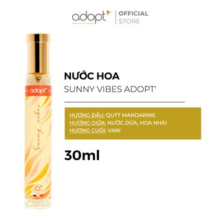 Nước Hoa Sunny Vibes Adopt For Women EDP 30ml thumbnail