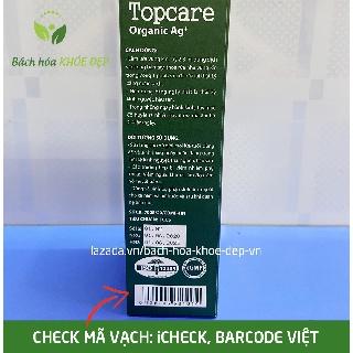 Gel dung dịch vệ sinh phụ nữ thảo dược Topcare Organic ngừa viêm nhiễm, dưỡng và giữ ẩm cô bé - Chai 145ml 3