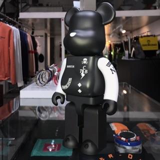 Mô hình Bearbrick 400% Medicom Toy x SSUR 2018