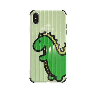 ốp lưng hình khủng long xinh xắn dành cho điện thoại iphone