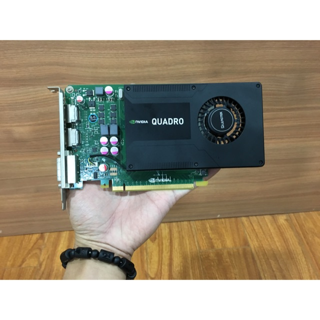 Card Đồ Hoạ Nvidia Quadro K2000 Giá chỉ 1.600.000₫