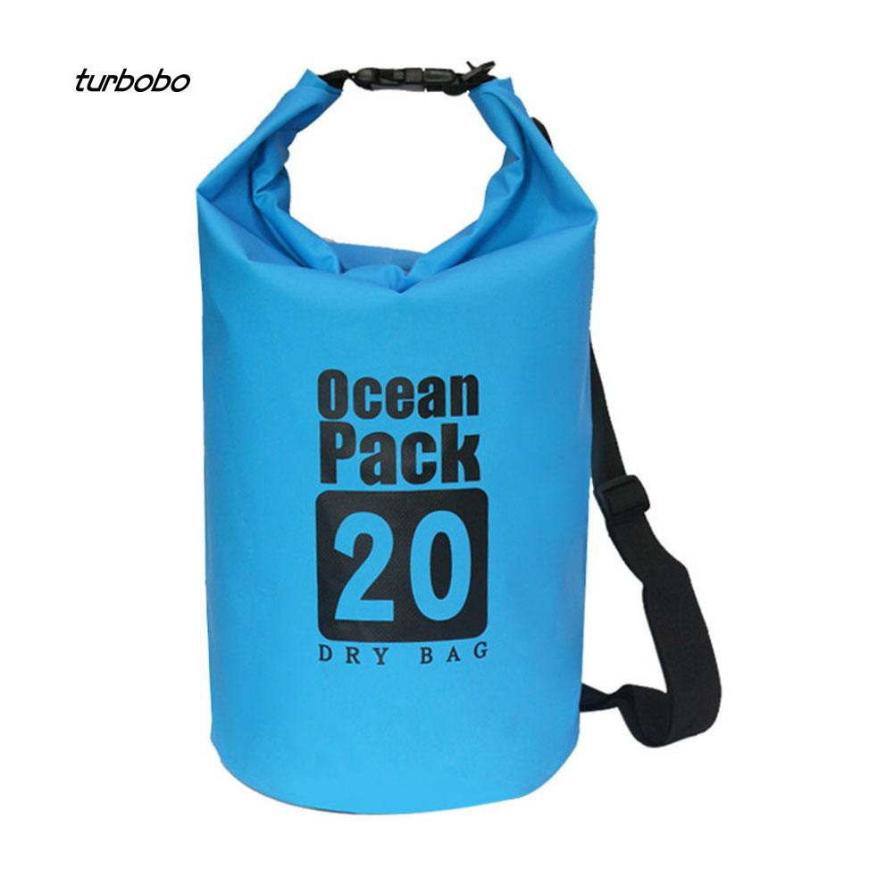 TBB_5/10/15/20/30L Outdoor Lightweight Swimming Waterproof Camping Rafting Dry Bag①