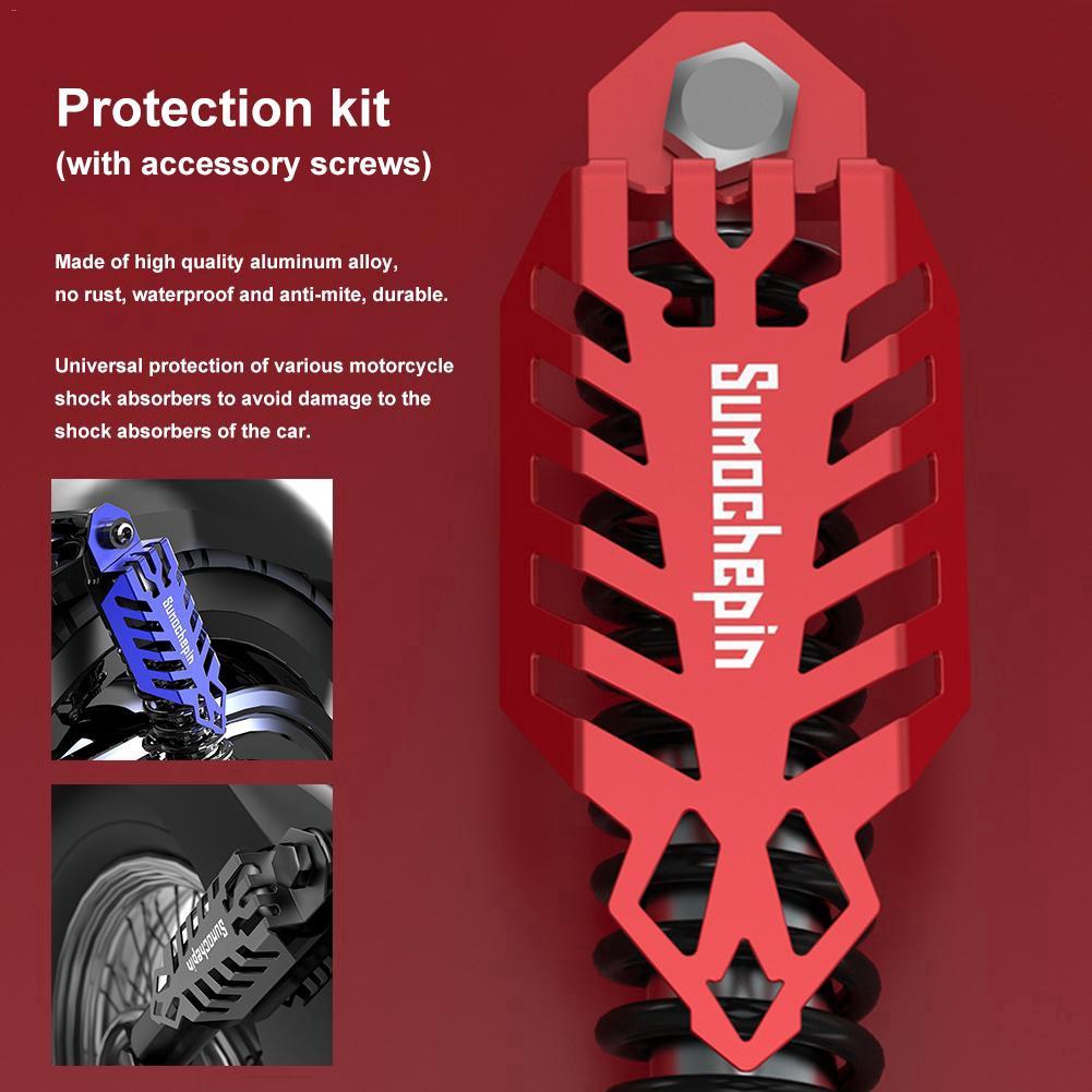 Bộ dụng cụ bọc chống sốc dành cho xe mô tô / scooter